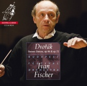 Album artwork for Dvorak: Slavonic Dances, op.46 & 72 / Fischer