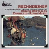 Album artwork for Rachmaninov: Capriccio, Prince Rostislav, etc