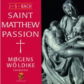 Album artwork for J.S Bach: St. Matthew Passion / Woldike