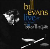 Album artwork for Bill Evans Live at Art D'Lugoff's Top of the Gat
