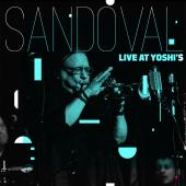Album artwork for Arturo Sandoval Live at Yoshi's