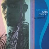 Album artwork for SAM RIVERS - CONTOURS