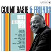 Album artwork for COUNT BASIE AND FRIENDS 100TH BIRTHDAY BASH