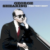 Album artwork for GEORGE SHEARING: THE VERY BEST
