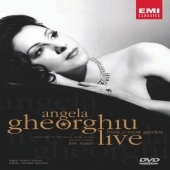 Album artwork for Angela Gheorghiu Live