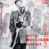 Album artwork for Gerry Mulligan Complete Quartets with Chet Baker