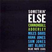 Album artwork for Cannonball Adderley: Somethin' Else (LP+CD)