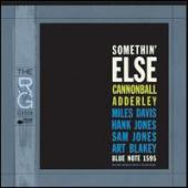 Album artwork for Cannonball Adderley: Somethin' Else