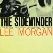 Album artwork for Lee Morgan: The Sidewinder
