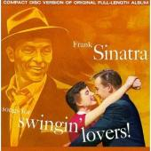 Album artwork for Frank Sinatra: Songs For Swingin' Lovers