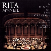 Album artwork for NIGHT AT THE ORPHEUM