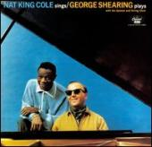 Album artwork for NAT KING COLE SINGS/GEORGE SHEARING PLAYS