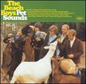 Album artwork for The Beach Boys Pet Sounds
