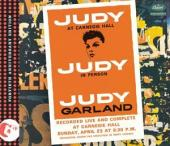Album artwork for Judy Garland: Judy at Carnegie Hall