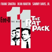 Album artwork for EEE-O - THE BEST OF THE RAT PACK