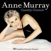 Album artwork for Anne Murray: COUNTRY CROONIN'