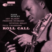 Album artwork for Hank Mobley : ROLL CALL