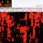 Album artwork for Donald Byrd & Doug Watkins: Transition Sessions