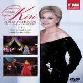 Album artwork for Kiri Te Kanawa: The Gala Concert