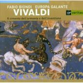 Album artwork for Vivaldi IL CIMENTE DELL'ARMONIA E DELL'INVENTION