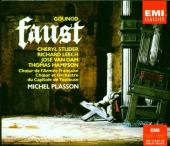 Album artwork for Gounod: faust / Studer, Van Dam, Hampson
