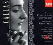 Album artwork for CAVALERIA RUSTICANA, PAGLIACI
