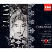 Album artwork for Puccini: TURANDOT / Callas, Schwarzkopf