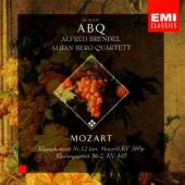 Album artwork for MOZART, BRENDEL, ALBAN BERG STR QRT
