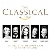 Album artwork for CLASSICAL ALBUM, THE