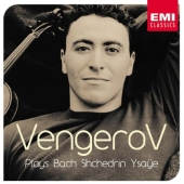 Album artwork for Maxim Vengerov: Plays Bach, Schedrin, Ysaye