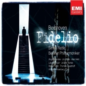 Album artwork for Beethoven: Fidelio (Rattle)