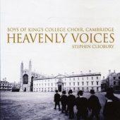 Album artwork for HEAVENLY VOICES - THE BOYS OF THE KING'S COLLEGE