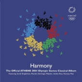 Album artwork for HARMONY - THE OFFICIAL ATHENS 2004 OLYMPIC CLASSIC