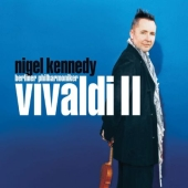Album artwork for VIVALDI II  (Kennedy)