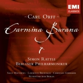 Album artwork for Carl Orff CARMINA BURANA