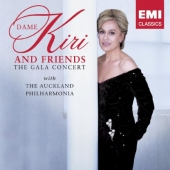 Album artwork for Dame Kiri and Friends - The Gala Concert