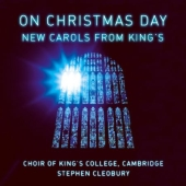 Album artwork for King's College Cambridge: On Christmas Day