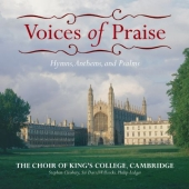 Album artwork for VOICES OF PRAISE - HYMNS, ANTHEMS & PSALMS