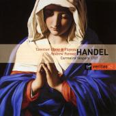Album artwork for CARMELITE VESPERS 1707