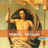 Album artwork for MESSIAH / Parrott, Kirkby