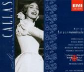 Album artwork for callas: LA SONNAMBULA Live 1957 Recording