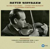 Album artwork for VIOLIN CONCERTOS / Oistrakh