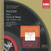 Album artwork for Puccini: Tosca (Callas, de Sabata)