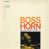 Album artwork for BLUE MITCHELL - BOSS HORN