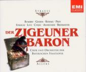 Album artwork for J. Strauss II: Der Ziguenerbaron (Allers)