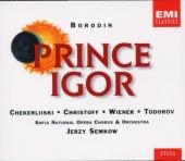Album artwork for Borodin: PRINCE IGOR