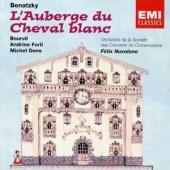 Album artwork for L'AUBERGE DU CHEVAL BLANC