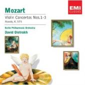 Album artwork for Mozart: Violin Concertos no 1-3 / Oistrakh, Berlin