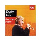 Album artwork for MAURICE ANDRE- TRUMPET CONCERTOS