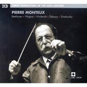 Album artwork for PIERRE MONTEUX 2-CD set